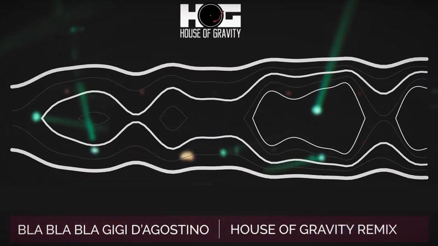 Bla Bla Bla - Gigi D'Agostino (House Of Gravity Remix)